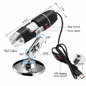 Jiusion USB Digital Microscope
