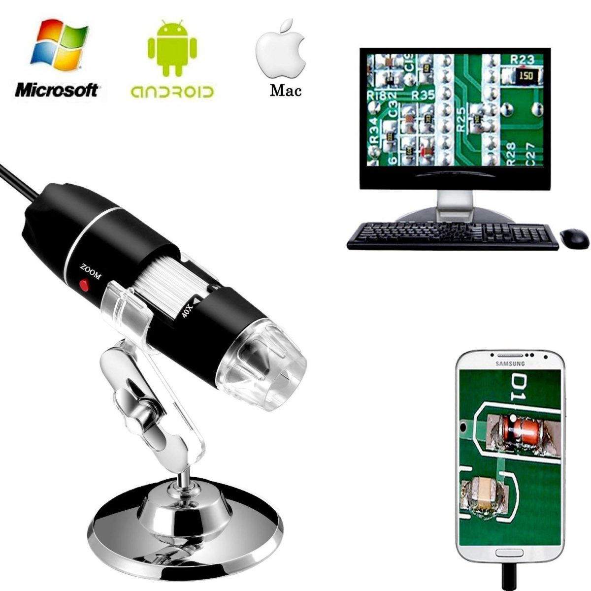 digital microscope software