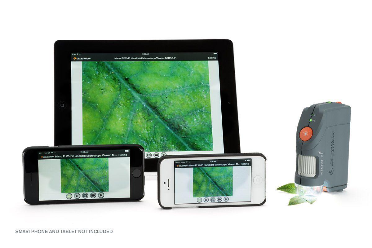 Bluetooth Digital Microscopes
